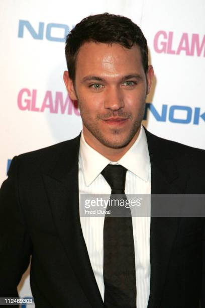 Will Young during 2006 Glamour Women of the Year Awards Inside Arrivals at Berkeley Square in London Great Britain