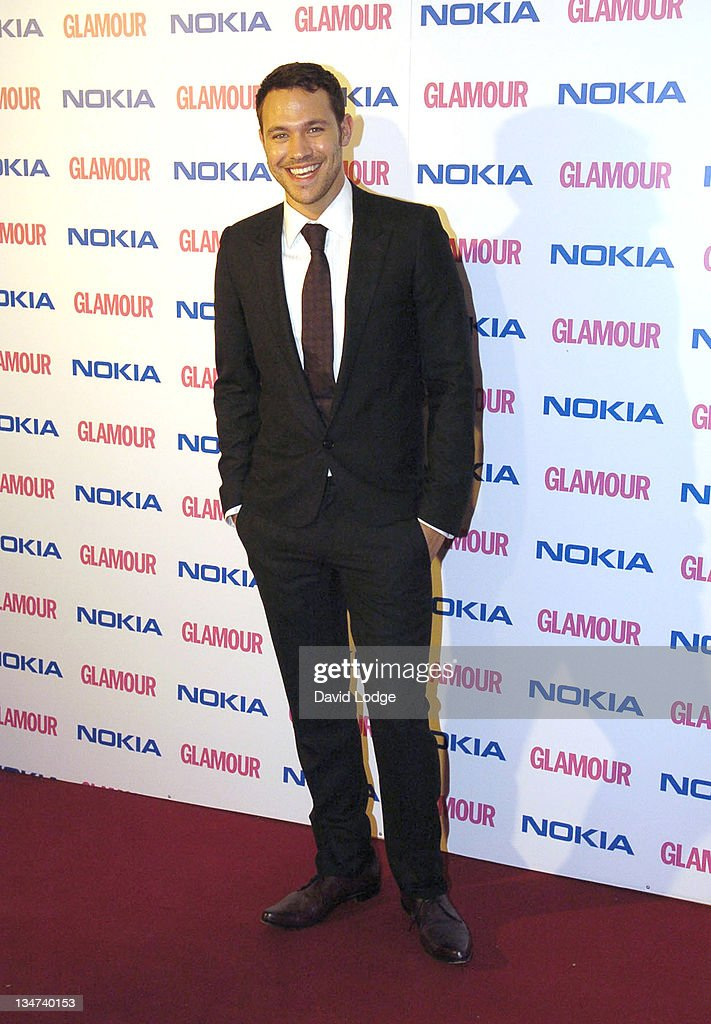 Will Young during 2006 Glamour Women of the Year Awards - Inside Arrivals at Berkeley Square in London, Great Britain.