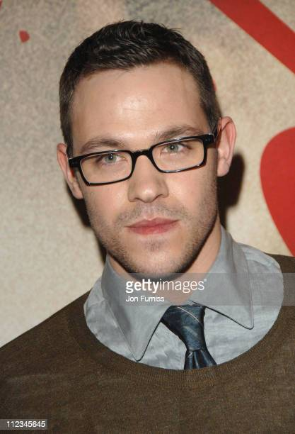 Will Young during '300' London Premiere Inside Arivals at Vue West End in London United Kingdom