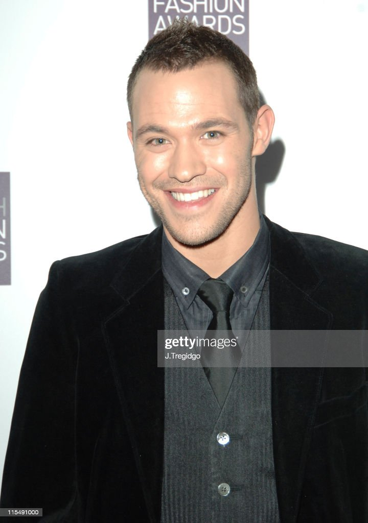 Will Young during British Fashion Awards 2005 - Arrivals at Victoria & Albert Museum in London, Great Britain.