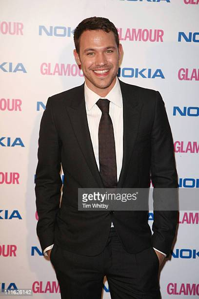 Will Young during Glamour Women of the Year Awards 2006 Inside Arrivals at Berkeley Square in London Great Britain
