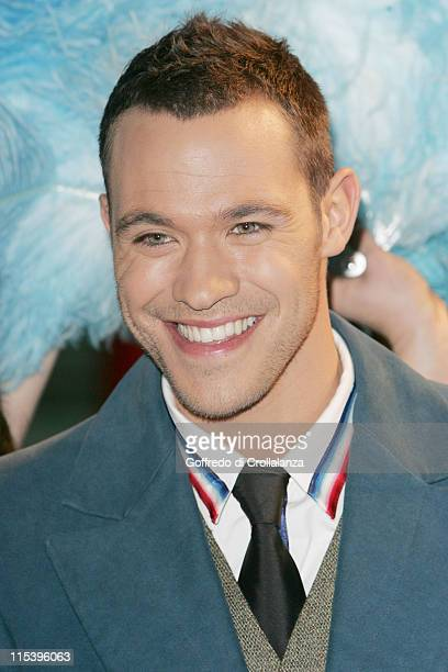Will Young during 'Mrs Henderson Presents' London Premiere at Vue West End in London Great Britain