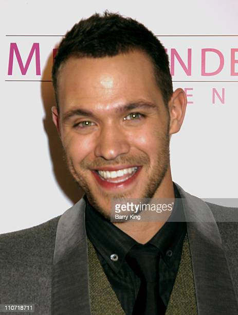 Will Young during 'Mrs Henderson Presents' Los Angeles Premiere Arrivals at Fine Arts Theatre in Beverly Hills California United States