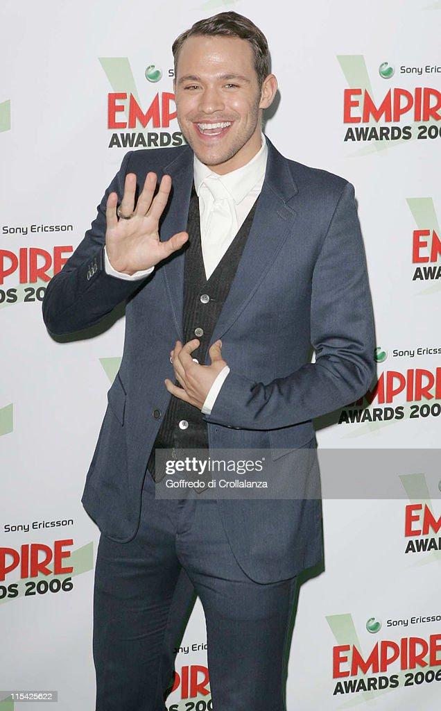 Sony Ericsson Empire Film Awards 2006 - Inside Arrivals