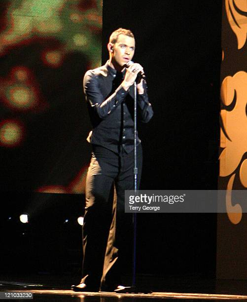Will Young during The 77th Royal Variety Performance Show at Wales Millennium Centre in Cardiff Great Britain