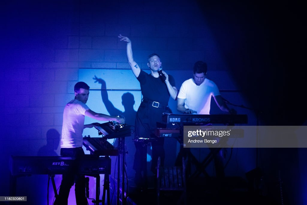 Will Young Performs At The Barbican, York : News Photo