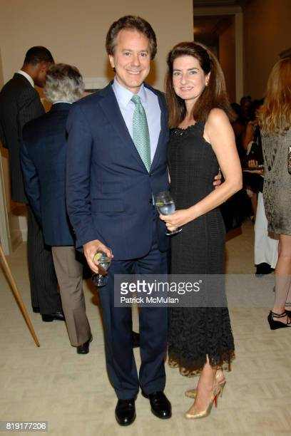 Will Zeckendorf and Laura Zeckendorf attend Susan FalesHill's ONE FLIGHT UP Book Launch Party at 15 Central Park West on July 21st 2010 in New York...
