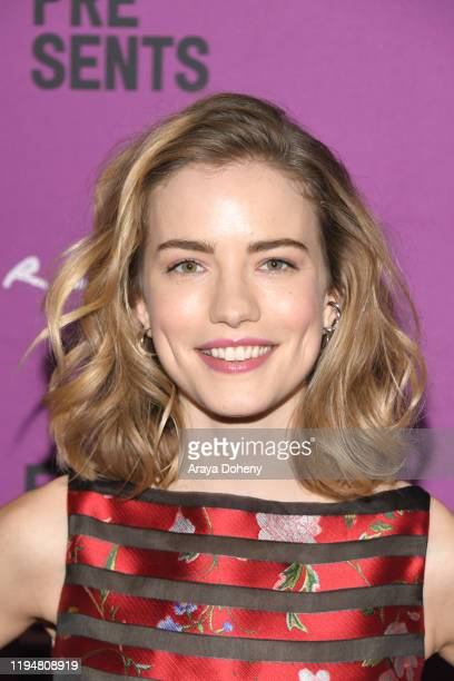 Willa Fitzgerald at Film Independent Presents USA Network Premiere Screening Of Dare Me at ArcLight Hollywood on December 18 2019 in Hollywood...