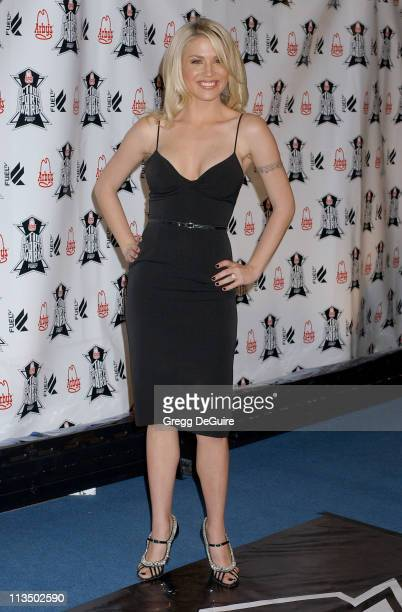 Willa Ford during Arby's Action Sports Awards Arrivals at Center Staging in Burbank California United States