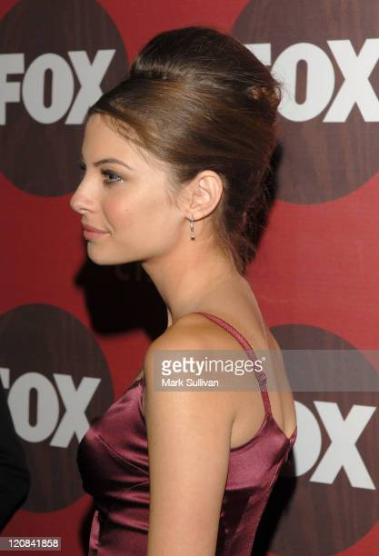 Willa Holland during FOX Fall 2006 EcoCasino Party at Boulevard3 in Hollywood California United States