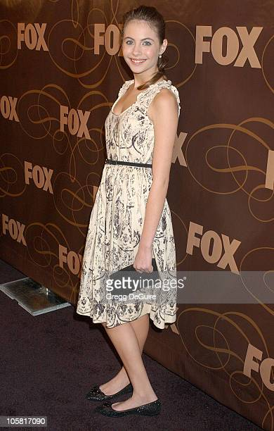 Willa Holland during FOX Television 2006 TCA Winter Party at Citizen Smith in Hollywood California United States