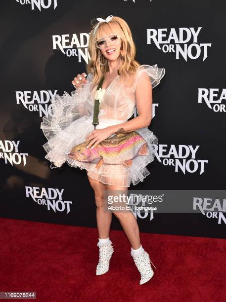 """Willam attends the premiere of Fox Searchlight's """"Ready Or Not"""" at ArcLight Culver City on August 19, 2019 in Culver City, California."""