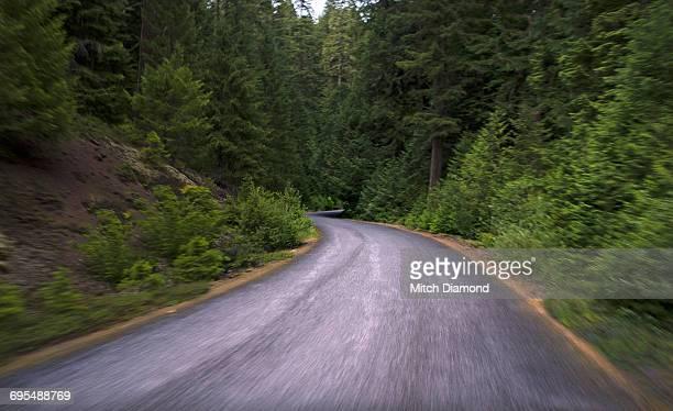 Willamette National Forest Highway, Oregon