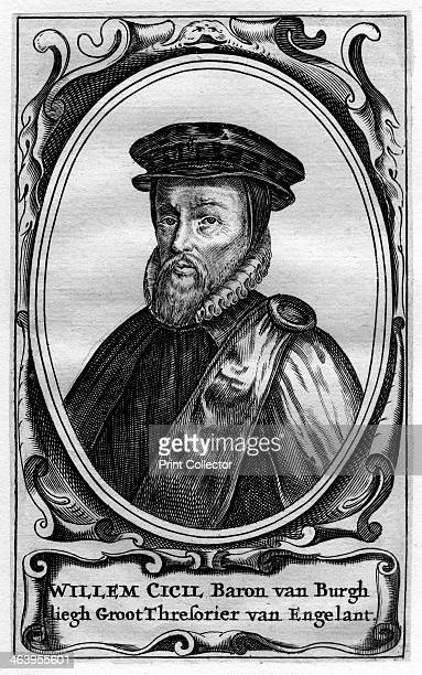 Willem Cecil 1st Baron Burghley 16th century English statesman Cecil was Secretary of State to Queen Elizabeth I from 1558 and was her most trusted...