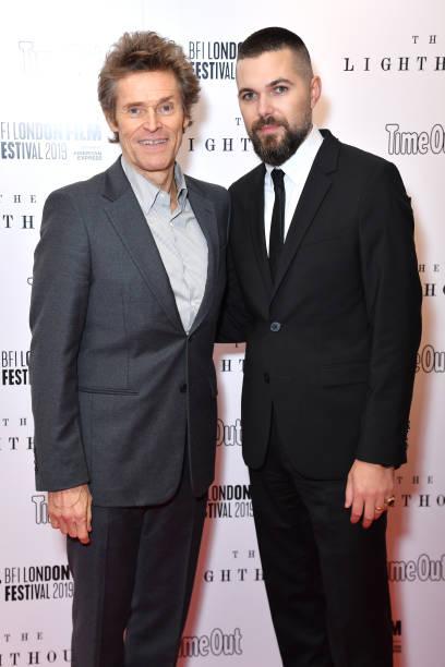 "GBR: ""The Lighthouse"" UK Premiere - 63rd BFI London Film Festival"