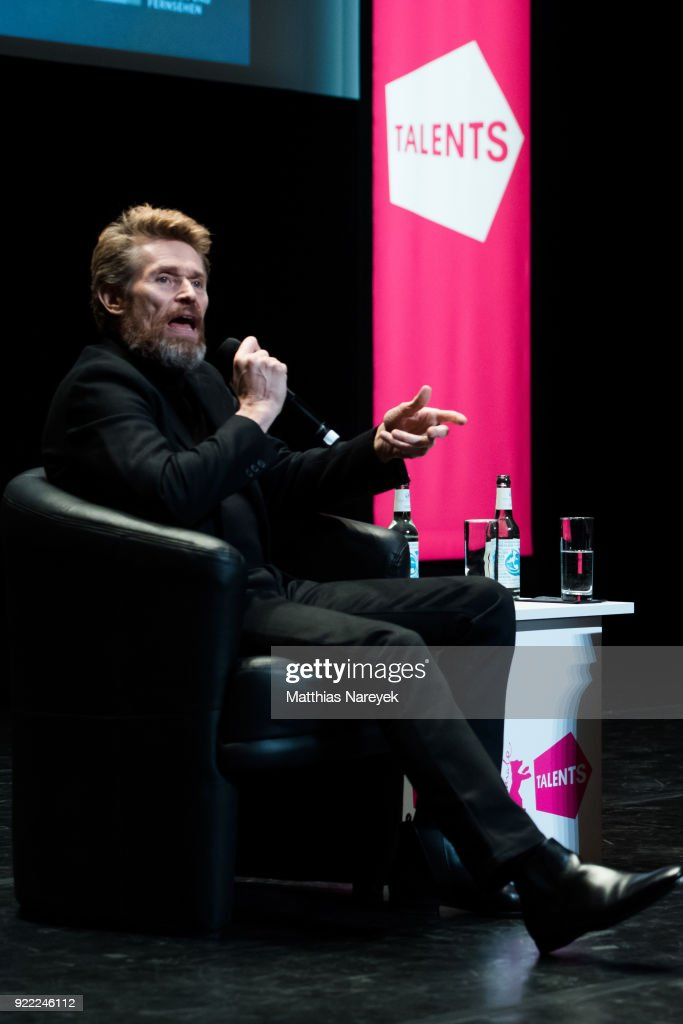 A Journey Through Time with Willem Dafoe - 68th Berlinale International Film Festival
