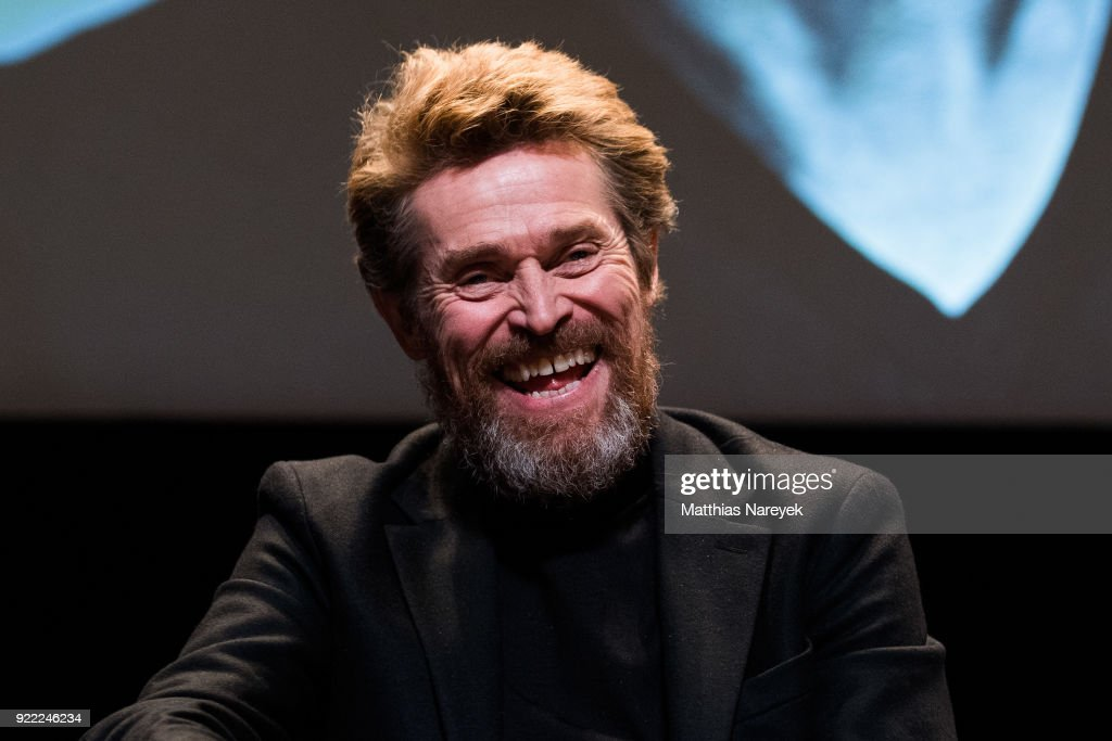 A Journey Through Time with Willem Dafoe - 68th Berlinale International Film Festival : News Photo