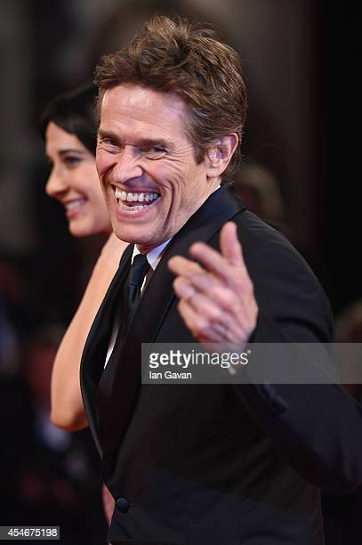 Willem Dafoe attends 'Pasolini' Premiere during the 71st Venice Film Festival on September 4 2014 in Venice Italy