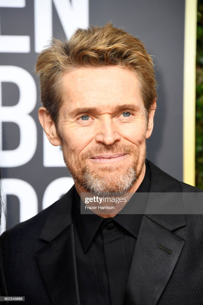 Willem Dafoe attends The 75th Annual Golden Globe Awards at The Beverly Hilton Hotel on January 7, 2018 in Beverly Hills, California.