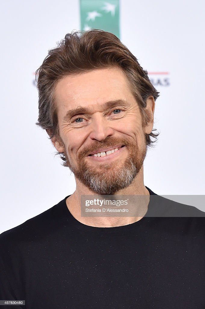 Willem Dafoe attends the 'A Most Wanted Man' Photocall during the 9th Rome Film Festival on October 25, 2014 in Rome, Italy.