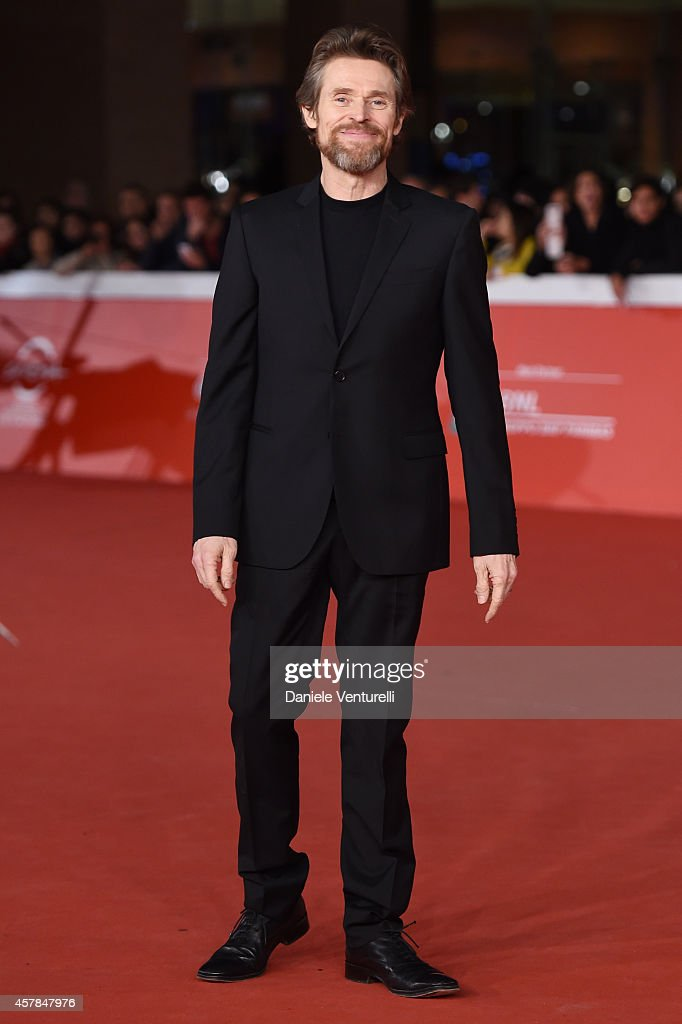 Willem Dafoe attends the 'A Most Wanted Man' red carpet during the 9th Rome Film Festival at Auditorium Parco Della Musica on October 25, 2014 in Rome, Italy.