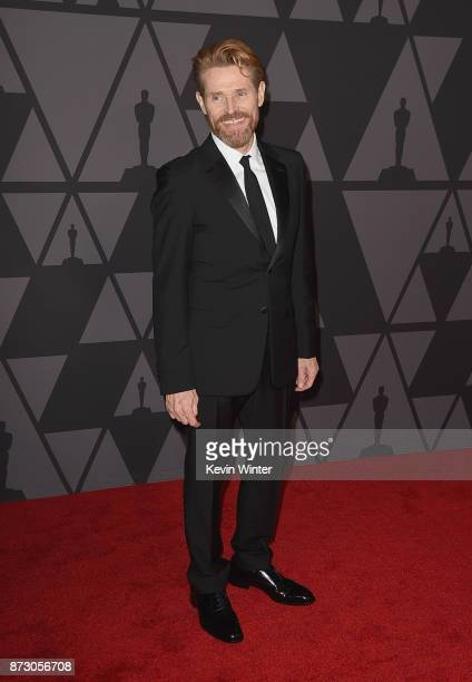 Willem Dafoe attends the Academy of Motion Picture Arts and Sciences' 9th Annual Governors Awards at The Ray Dolby Ballroom at Hollywood Highland...