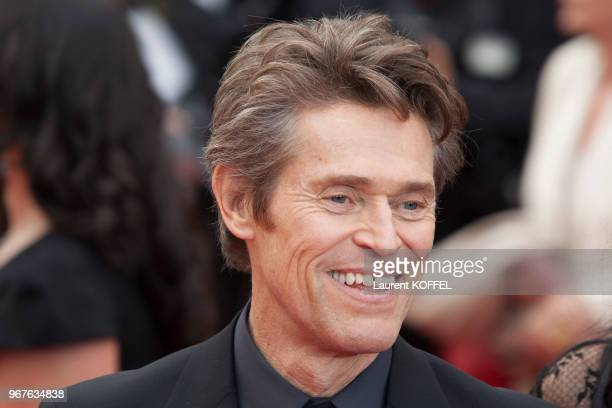 Willem Dafoe attends the Closing Ceremony during the 69th annual Cannes Film Festival on May 22, 2016 in Cannes, France.