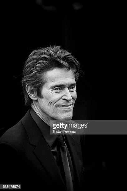 Willem Dafoe attends the closing ceremony of the 69th annual Cannes Film Festival at the Palais des Festivals on May 22 2016 in Cannes France