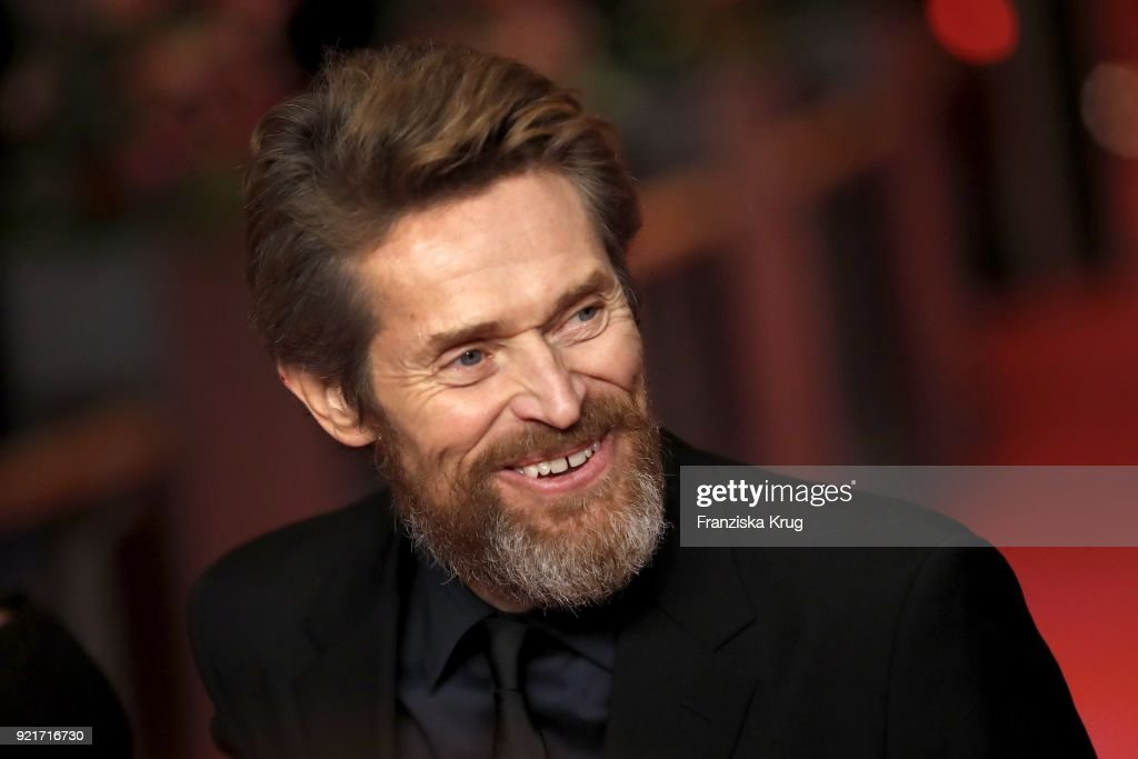 Willem Dafoe attends the Homage Willem Dafoe - Honorary Golden Bear award ceremony and 'The Hunter' screening during the 68th Berlinale International Film Festival Berlin at Berlinale Palast on February 20, 2018 in Berlin, Germany.