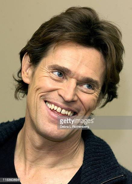 Willem Dafoe during Willem Dafoe Sighting In NYC December 7 2004 at New York City in New York City New York United States