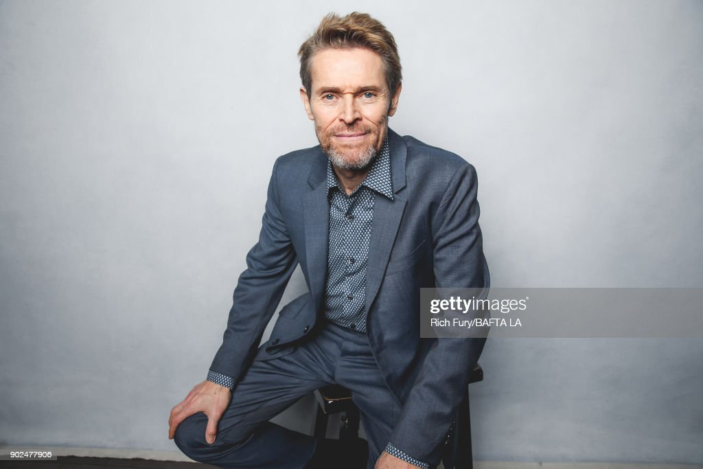 Willem Dafoe poses for a portrait at the BAFTA Los Angeles Tea Party on January 6, 2018 in Beverly Hills, California.