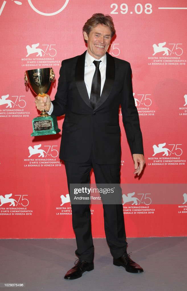 Award Ceremony Winners Photocall - 75th Venice Film Festival