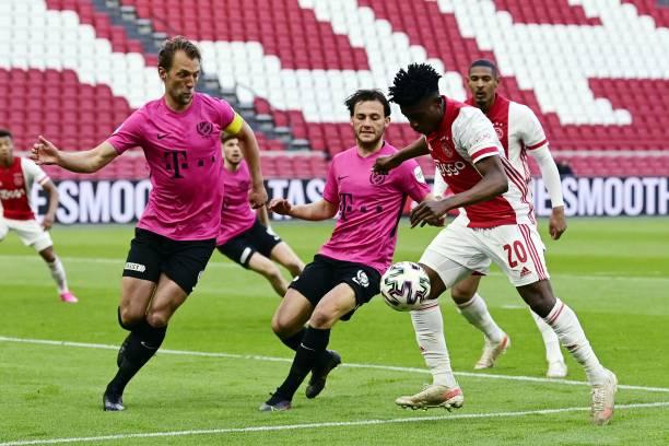 NLD: Ajax v FC Utrecht - Dutch Eredivisie