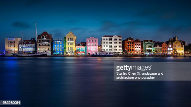Willemstad Night View
