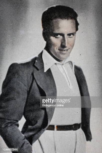 Willi DomgrafFassbaender was a German operatic baritone digital improved reproduction of an historical image
