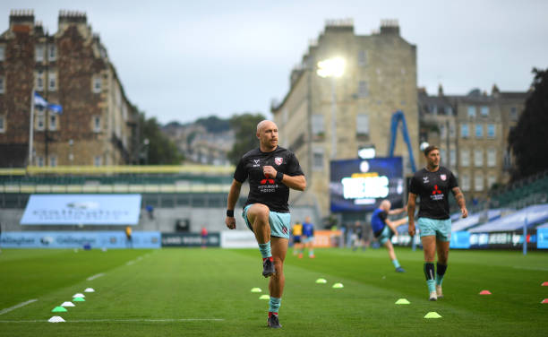 GBR: Bath Rugby v Gloucester Rugby - Gallagher Premiership Rugby