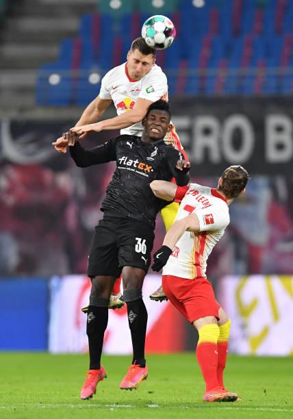 DEU: RB Leipzig v Borussia Moenchengladbach - Bundesliga