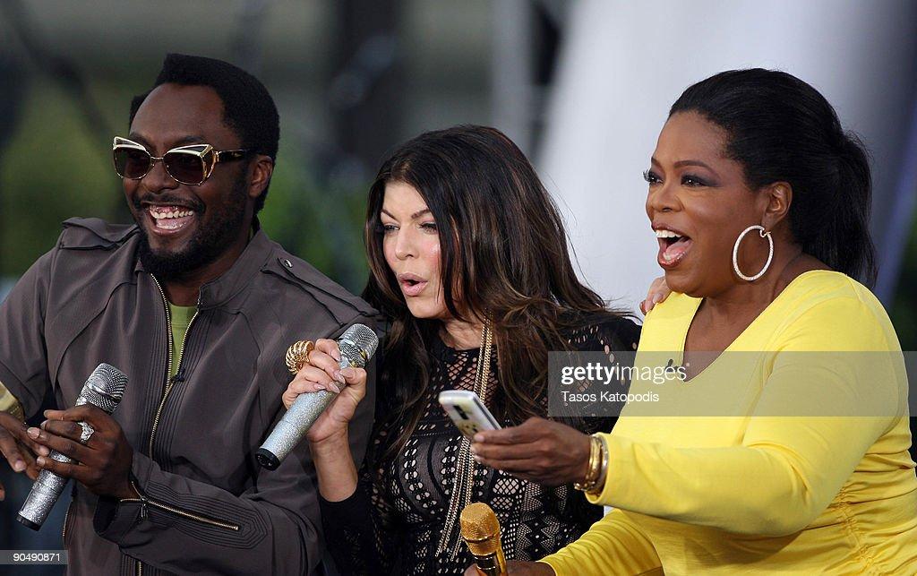 """The Oprah Winfrey Show"" Season 24 Kickoff Party : News Photo"