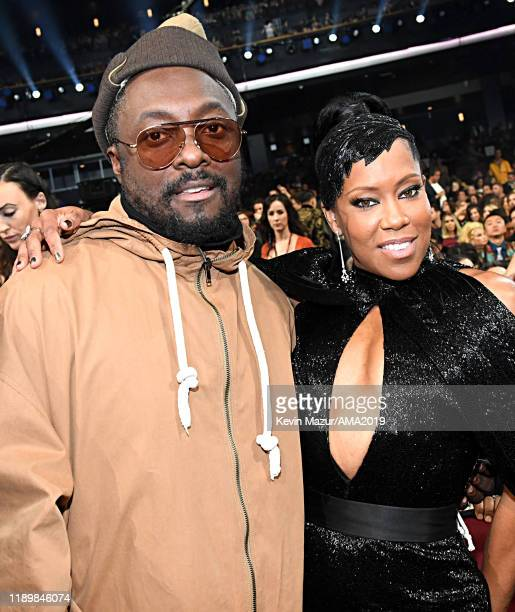 william and Regina King attend the 2019 American Music Awards at Microsoft Theater on November 24 2019 in Los Angeles California