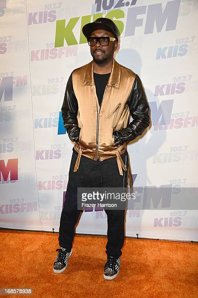 william attends 1027 KIIS FM's Wango Tango 2013 held at The Home Depot Center on May 11 2013 in Carson California