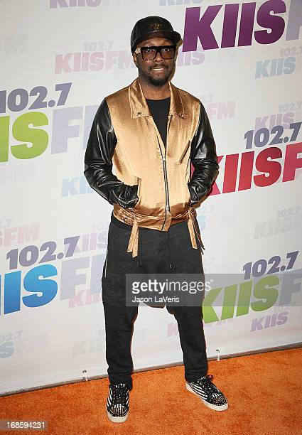william attends 1027 KIIS FM's Wango Tango at The Home Depot Center on May 11 2013 in Carson California