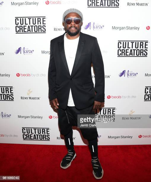 William attends Culture Creators Leaders and Innovators Awards Brunch 2018 at The Beverly Hilton on June 22 2018 in Beverly Hills California