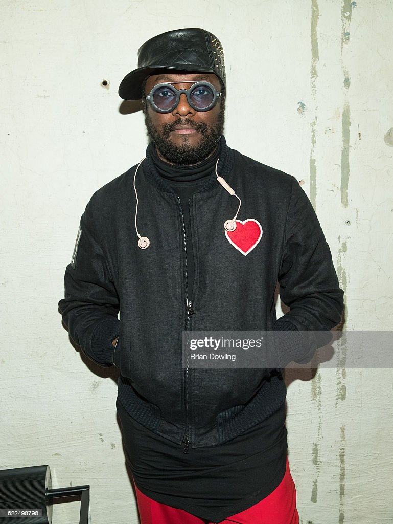 will.iam Berlin Launch Party For i.am Headphones