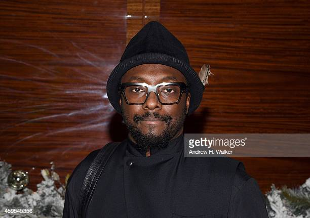 william attends Kara Ross x Donald Drawbertson Collaboration VIP Dinner at a private residence on November 24 2014 in New York City