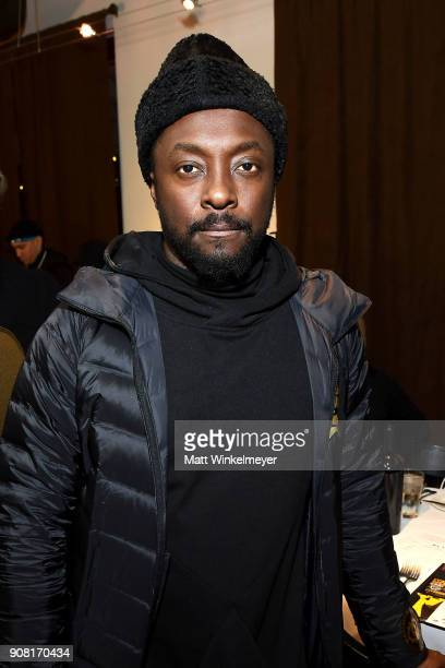 william attends the A Dinner For Change celebrating Masters of The Sun at KIA Supper Suite at Mustang on January 19 2018 in Park City Utah