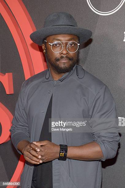 Will.i.am attends the BODY At The ESPYs pre-party at Avalon Hollywood on July 12, 2016 in Los Angeles, California.