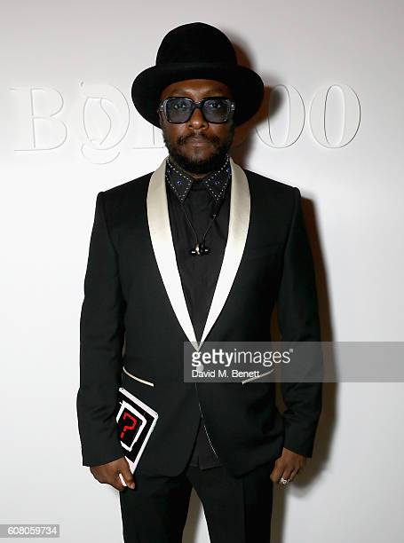 william attends the Business of Fashion #BoF500 Gala Dinner at The London EDITION on September 19 2016 in London England