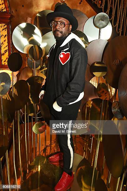 william attends the Farfetch LFW event hosted by william at Loulou's on September 16 2016 in London England