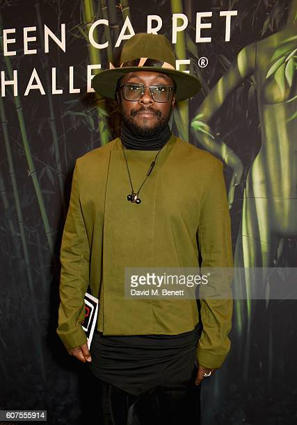 William attends the Green Carpet Challenge 2016 BAFTA Night to Remember on September 18 2016 in London England