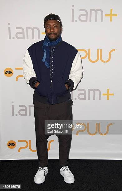 william attends the InStore Experience for 'iamPULS' Smart Band at The Future On La Brea on December 17 2014 in Los Angeles California